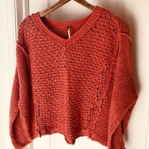 Free People Pullover Knit Sweater | Size XS